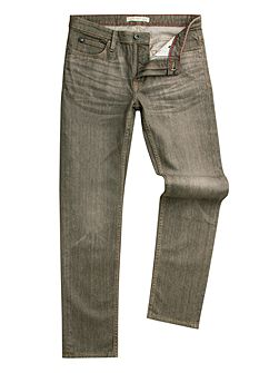 Marr Slim Fit Rinse Wash Stretch Jean