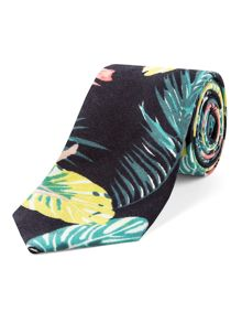 California All Over Print Tie