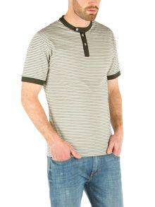 Graduate Stripe Henley Top