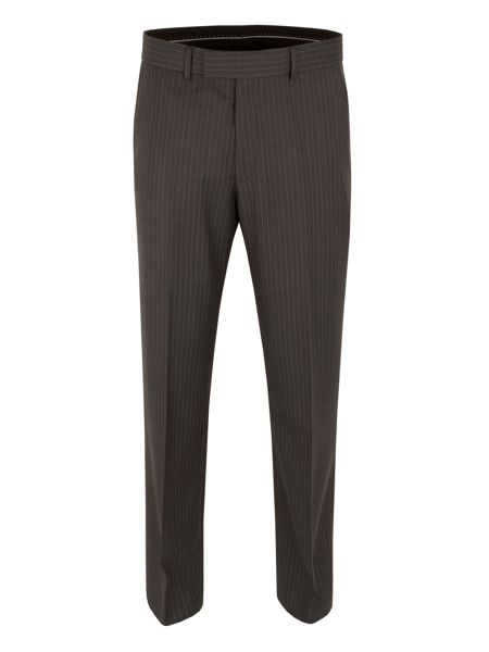 Pierre Cardin Stripe Regular Fit Trousers