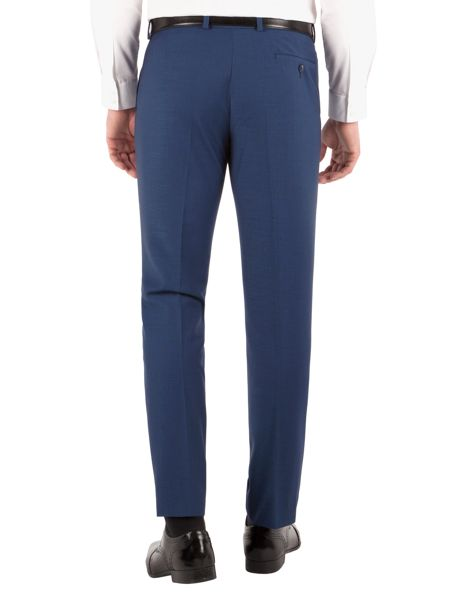 Limehaus Micro Contrast Shawl Slim Fit Trousers