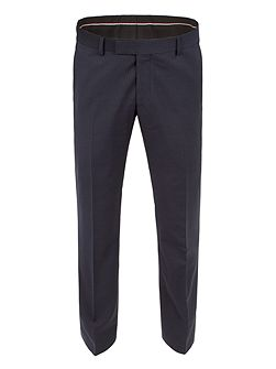 Stripe Tailored Fit Trousers