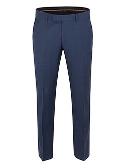 Pick And Pick Tailored Fit Trousers