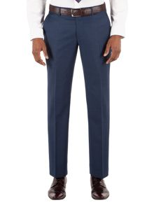 Alexandre of England Pick And Pick Tailored Fit Trousers