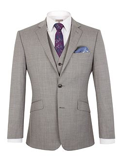 Micro Tailored Fit Jacket