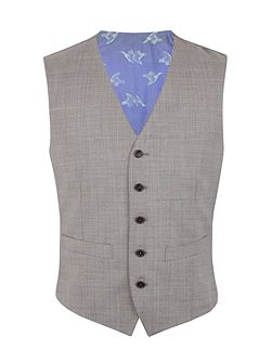 Micro Tailored Fit Waistcoat