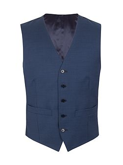 Pick And Pick Tailored Fit Waistcoat