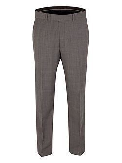 Prince Of Wales Check Classic Fit Trousers