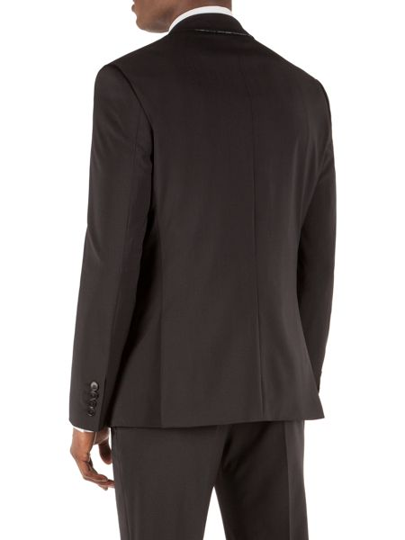 Alexandre of England Plain Slim Fit Jacket