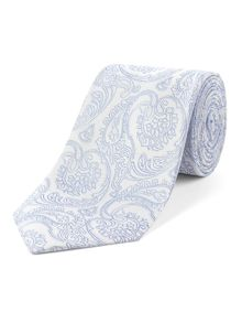 Scroll Paisley Tie