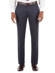 Pin Dot Tailored Fit Suit Trousers
