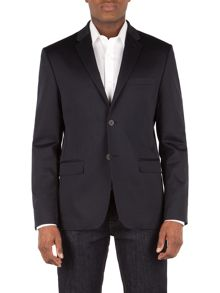 Alexandre of England Formal N/Atailored Fit Button Blazer