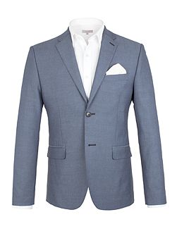 Hopsack Tailored Fit Jacket