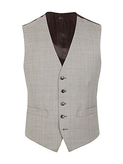 Pick And Pick Regular Fit Waistcoat