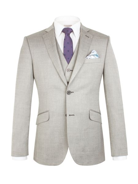 Alexandre of England Tonic Tailored Fit Jacket