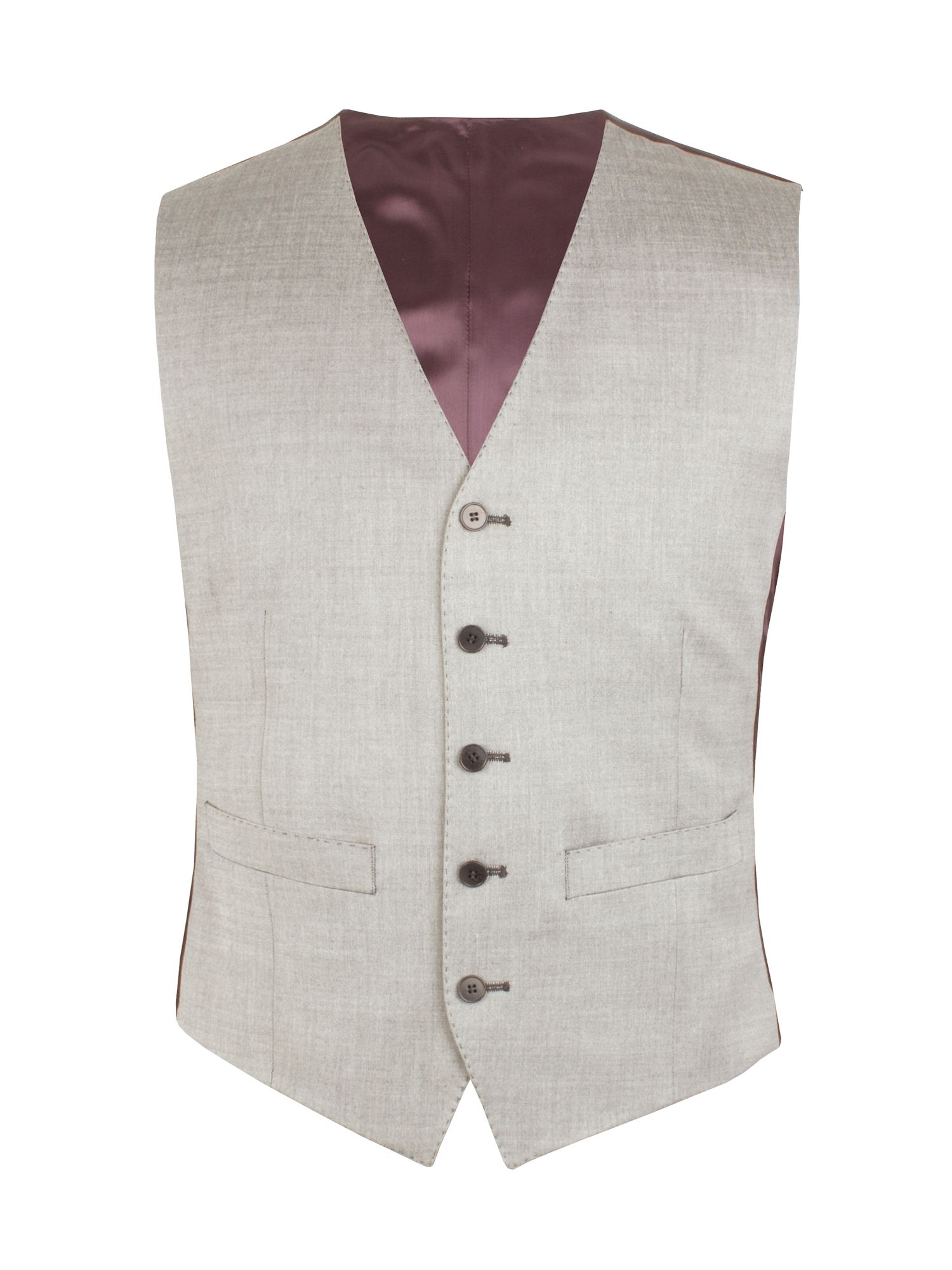 Mens Alexandre of England Tonic Tailored Fit Waistcoat $49.00 AT vintagedancer.com