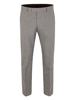 Puppytooth Slim Fit Trousers