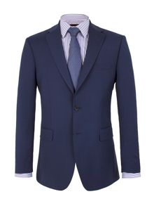 Plain Weave Regular Fit Jacket