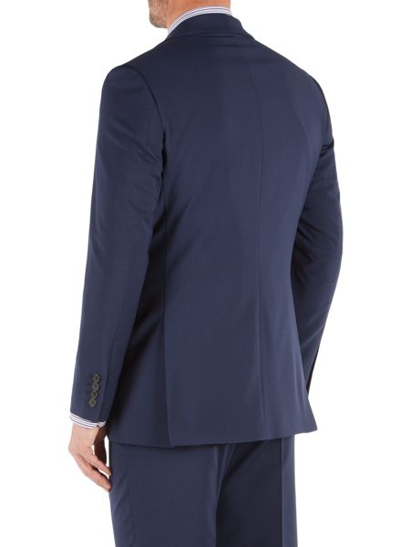 Aston & Gunn Plain Weave Regular Fit Jacket