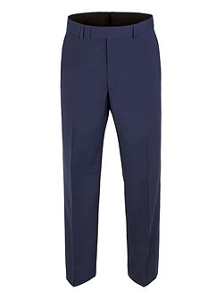 Plain Weave Regular Fit Trousers