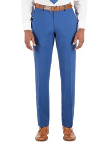 Alexandre of England Panama Weave Tailored Fit Trousers