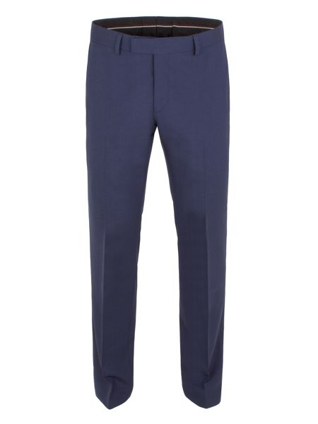 Alexandre of England Plain Tailored Fit Suit Trousers