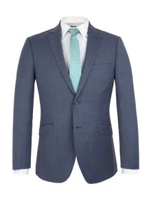 Racing Green Plain Weave Buggy Lined Tailored Jacket
