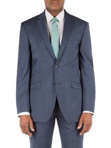 Plain Weave Buggy Lined Tailored Jacket