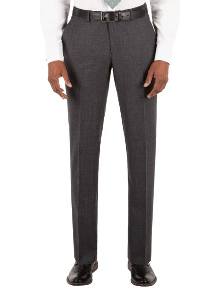 Alexandre of England Heritage Plain Tailored Suit Trousers