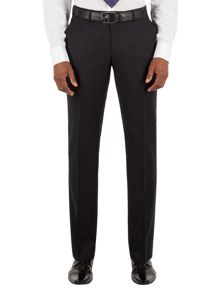 Chalk Stripe Tailored Suit Trousers
