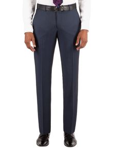 Wool/Mohair Tailored Fit Suit Trouser