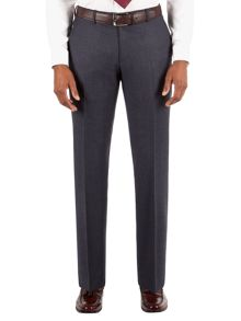Alexandre of England Brushed Birdseye Tailored Suit Trouser