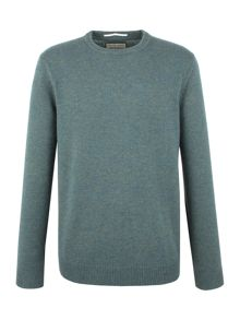 Shelley Lambswool Blend Crew Neck Knit