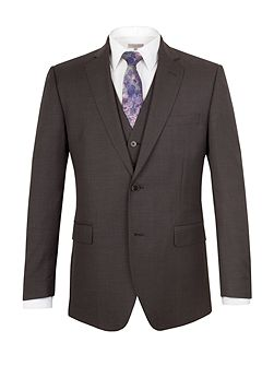 Micro Regular Fit Suit Jacket