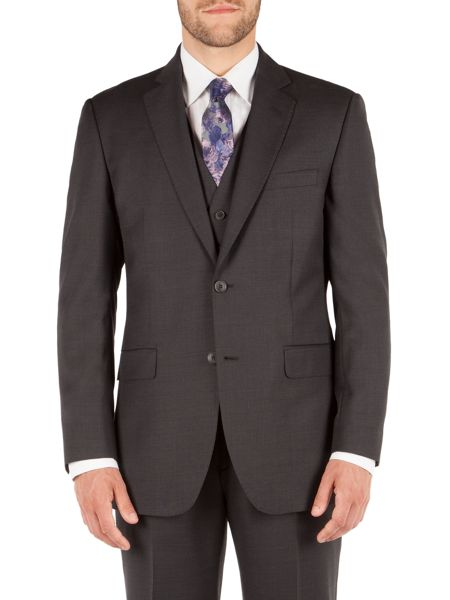 Alexandre of England Micro Regular Fit Suit Jacket
