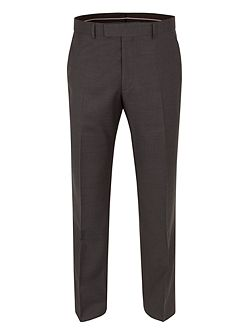 Micro Regualr Fit Suit Trouser
