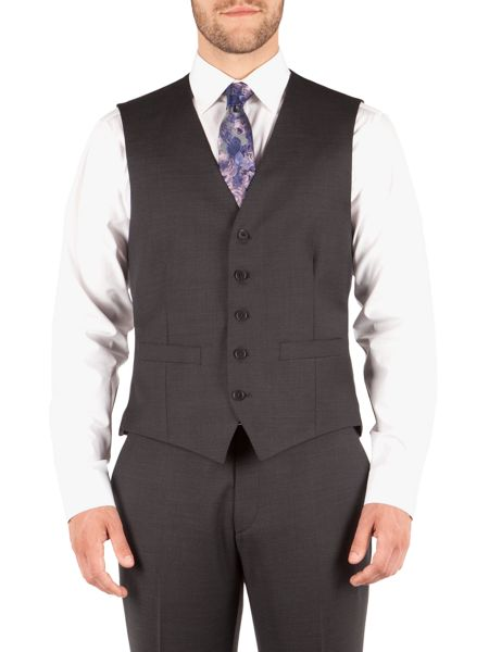 Alexandre of England Micro Regualr Fit Waistcoat