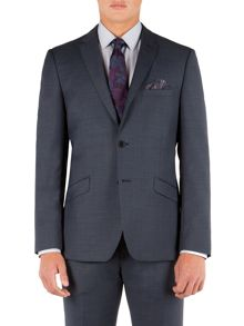 Alexandre of England Plain Slim Fit Suit Jacket