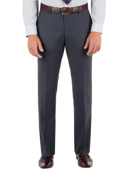 Alexandre of England Plain Slim Fit Trouser
