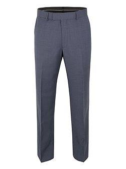 Prince of Wales Check Reg Fit Trouser