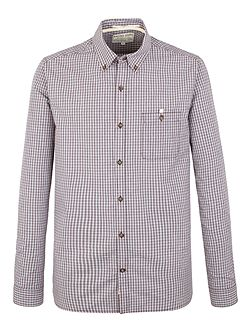Newton Small Check Shirt