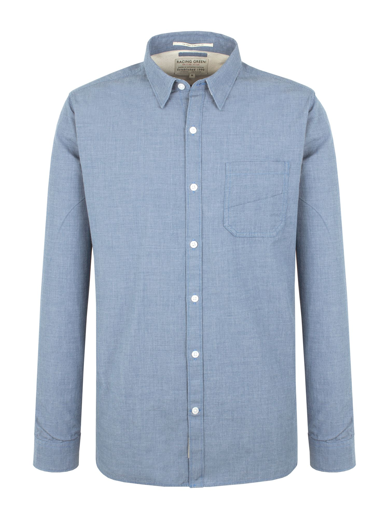 Button Down Collar Tailored Shirt House Of Fraser