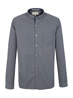 Blackall Square Print Shirt