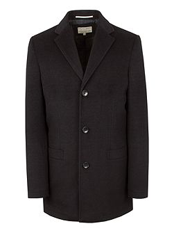 Sett Wool Blend Smart Coat
