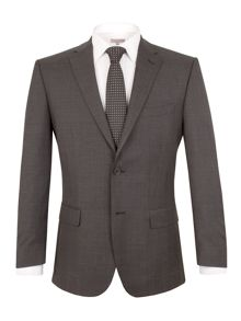 Pierre Cardin Check Regular Fit Suit Jacket