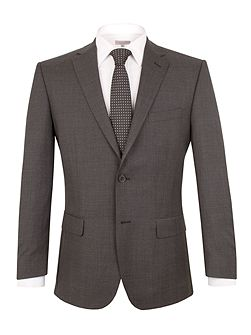 Check Regular Fit Suit Jacket