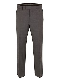 Check Regular Fit Suit Trouser