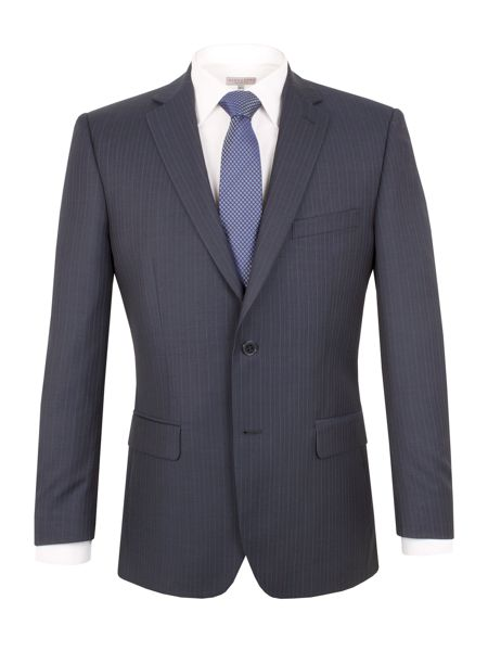 Pierre Cardin Alternative Stripe Regular Suit Jacket