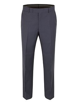 Men's Pierre Cardin Alternative Stripe Regular Suit Trouser