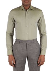 Racing Green Jenson End on End Formal Shirt